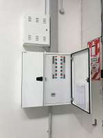 commercial-circuit-breaker-board-installation-by-abernethy-electrics-in-auckland